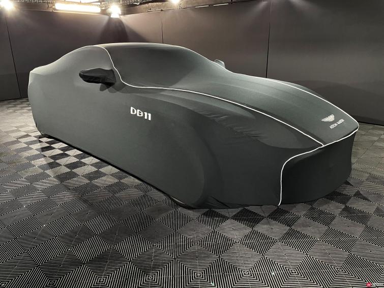 ASTON MARTIN DB11 V8 - 8 500 km - Magnifique configuration -