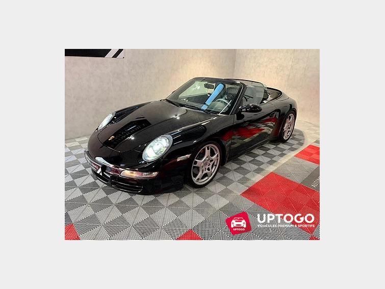 PORSCHE 911 type 997 cabriolet 3.6 - 325ch - Boite manuelle 6