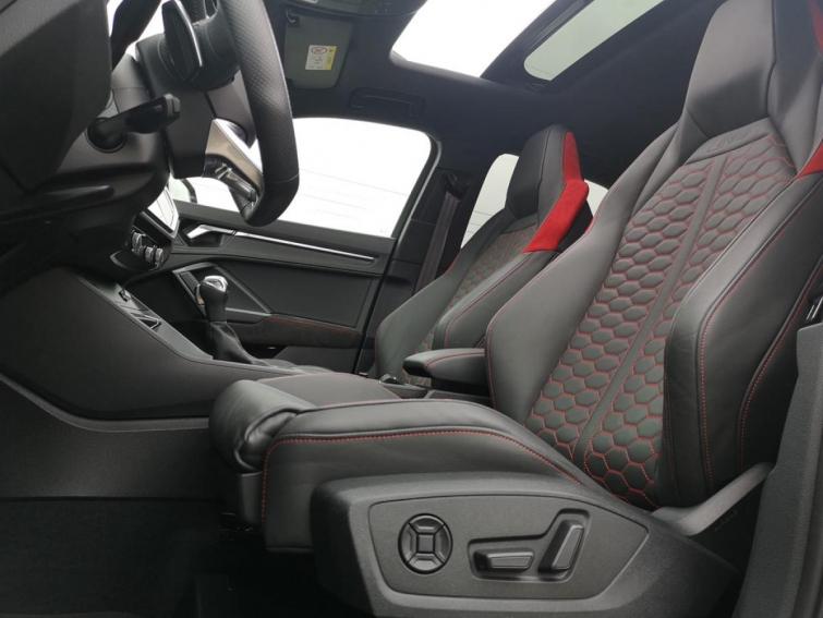 AUDI Q3 RS  Sportback Quattro 2.5 TFSI - 400 - BV S-tronic RS  SPORTBACK.