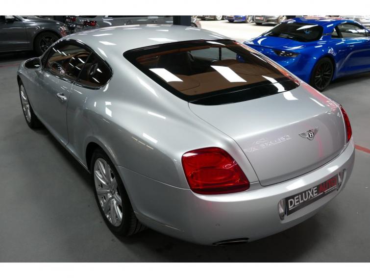 BENTLEY CONTINENTAL GT COUPE 6.0 W12 BI-TURBO 560