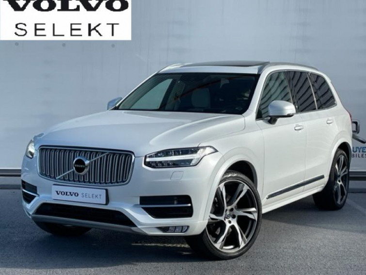 VOLVO XC90 D5 AdBlue AWD 235ch Inscription Luxe Geartronic 5 places