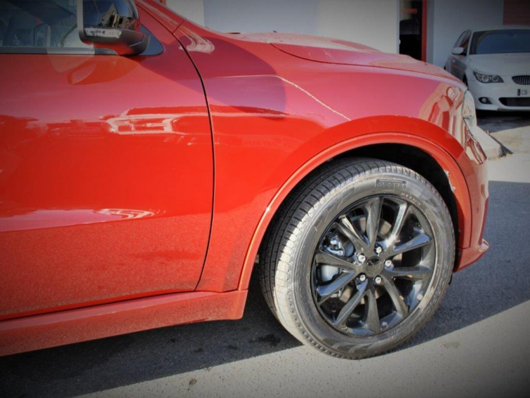 Dodge Durango R/t v8 5.7l fuel saver bva8 7 places