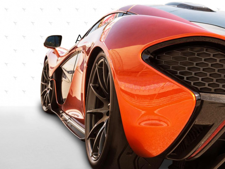 McLaren P1 3,8 V8 Biturbo 916ch