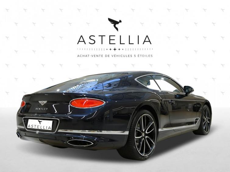Bentley Continental GT W12 III 6,0 635 BiTurbo