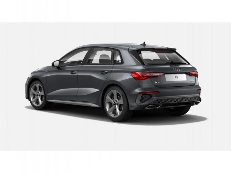 Audi A3 IV Sportback 35 TDI 150 S tronic 7 S line