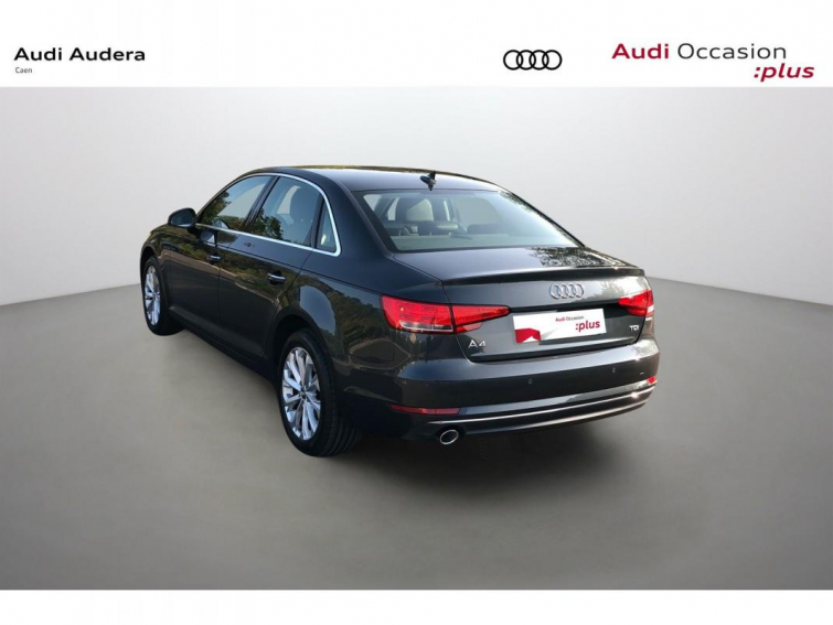 Audi A4 III 2.0 TDI 150 Design