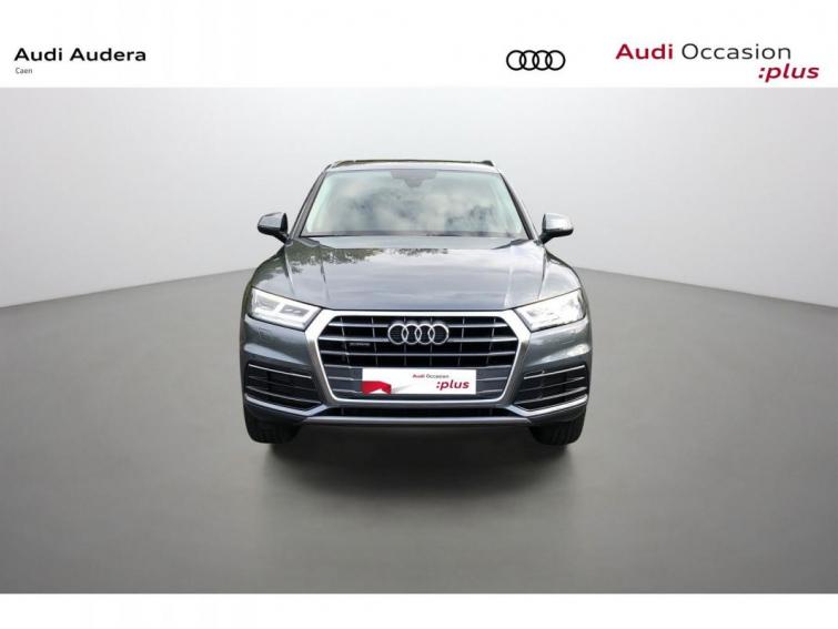 Audi Q5 II 2.0 TDI 163 S tronic 7 QUATTRO Avus
