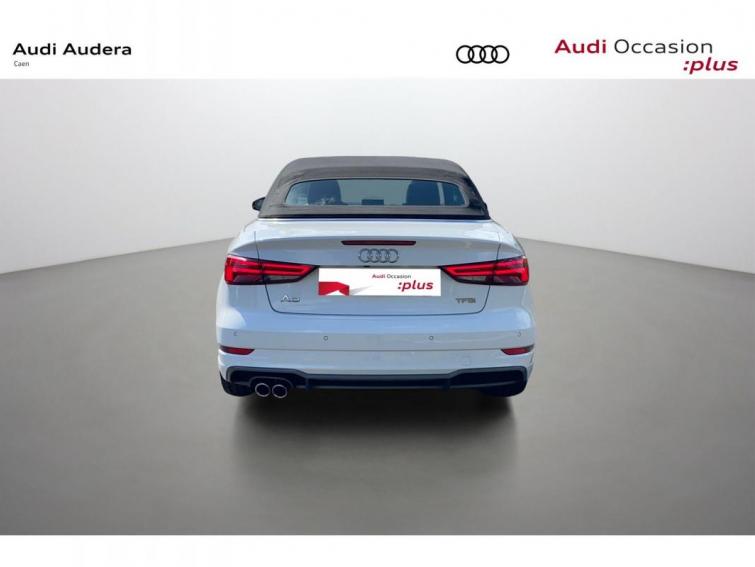 Audi Cabrio A3 III Cabriolet 1.5 TFSI COD 150 S tronic 7 Design Luxe