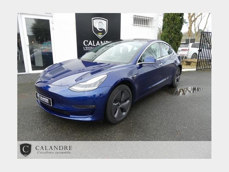 Tesla Model 3 LONG RANGE DUAL MOTOR AWD