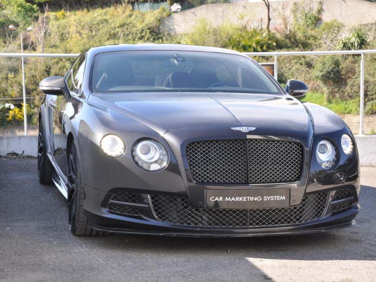 Bentley Continental GT II SPEED 6.0 W12 625