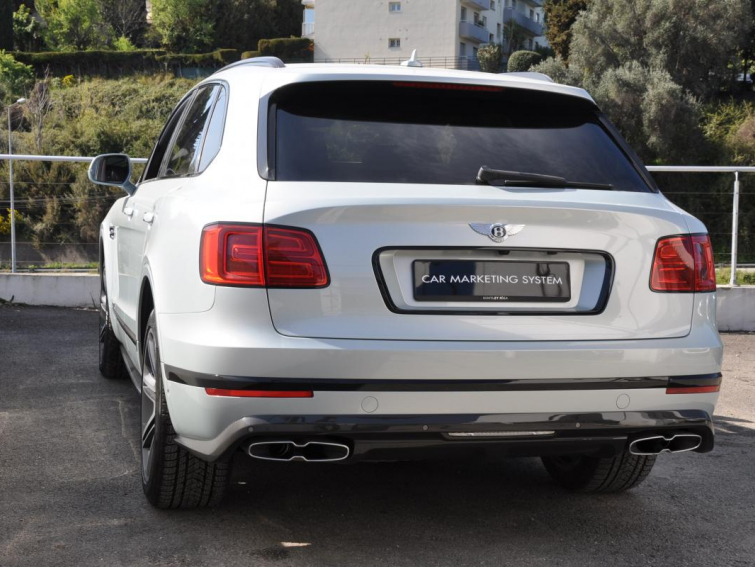 Bentley Bentayga V8 Diesel 4.0 435 ch BVA