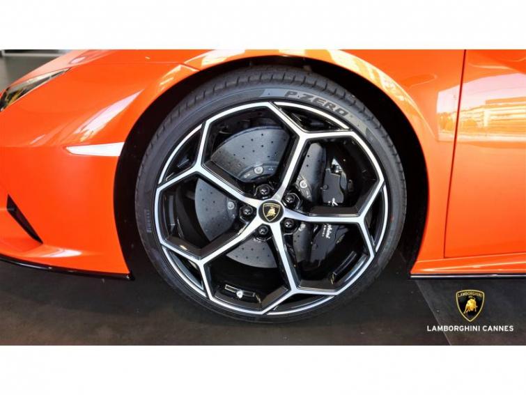 Lamborghini Huracán EVO 5.2 V10 640 4WD LDF7