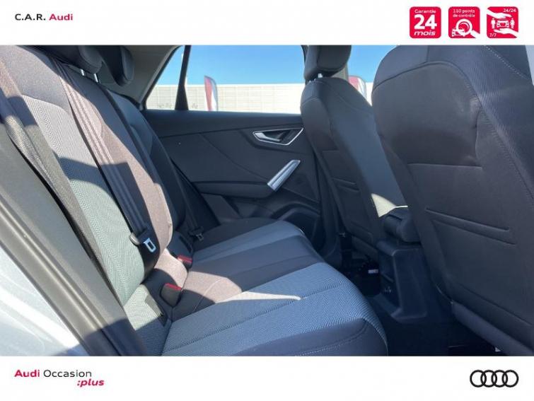 AUDI Q2 30 TDI 116ch Design S tronic 7 Euro6dT