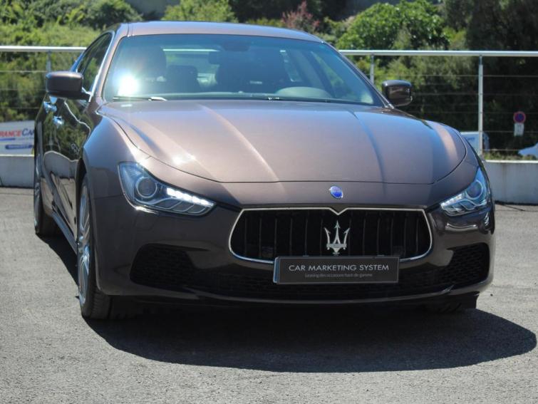 Maserati Ghibli 3.0 V6 410 S Q4 A