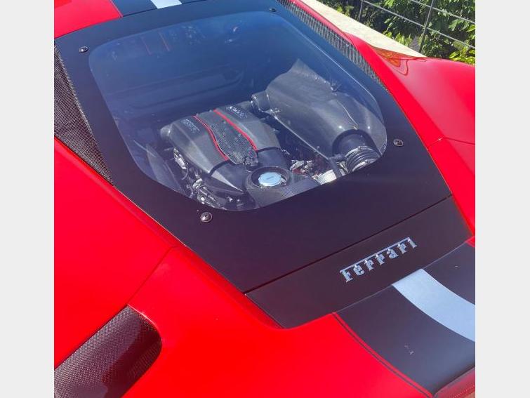 Ferrari 488 GTB 3.9 PISTA DCT