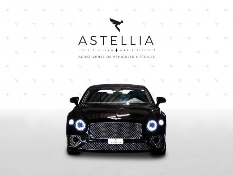 Bentley Continental GT W12 6,0 635ch BiTurbo