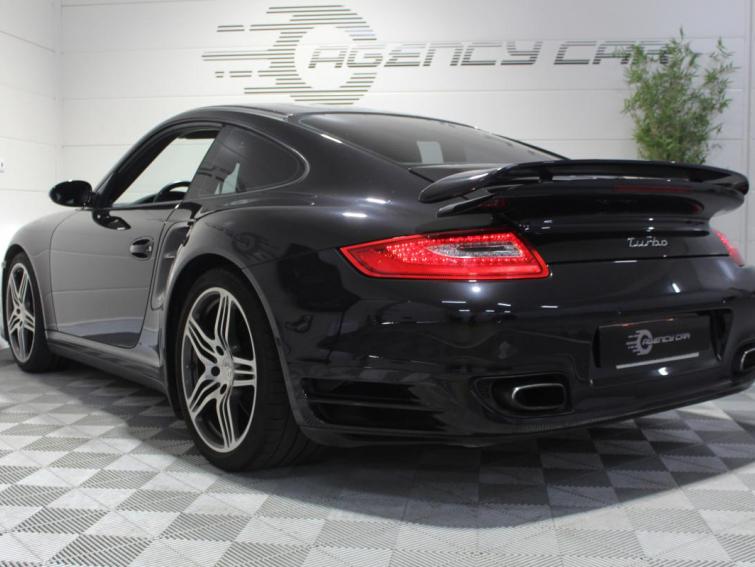 Porsche 911 997 turbo TipTronic S Full suivi