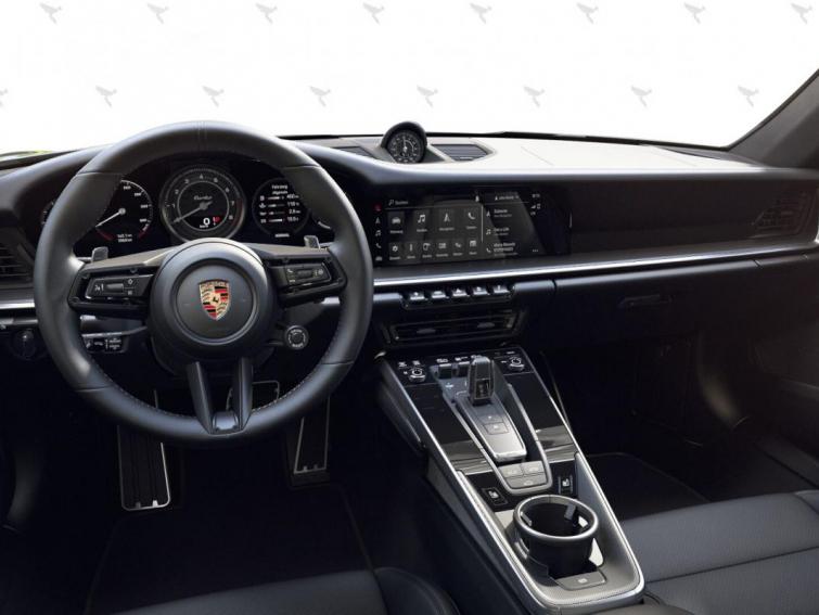 Porsche 911 Type (992) Turbo