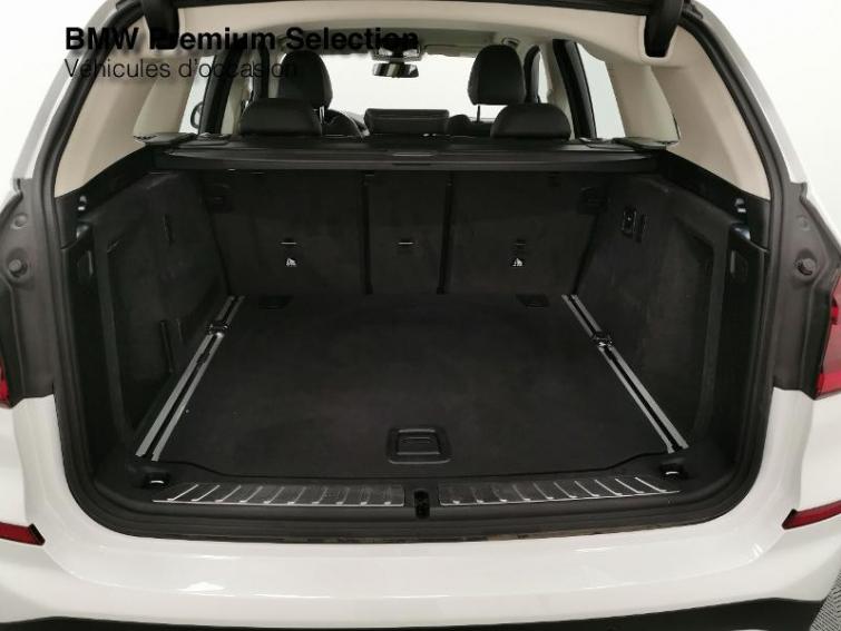 BMW X3 xDrive20dA 190ch xLine Euro6c