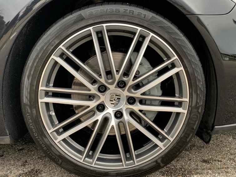 PORSCHE Panamera 4.0 V8 422ch 4S Diesel