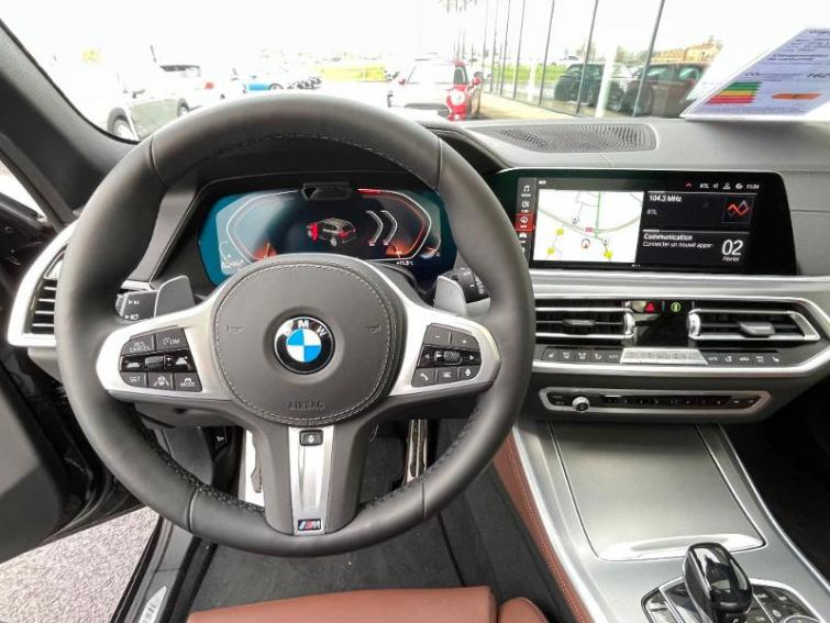 BMW X5 xDrive30dA 265ch M Sport