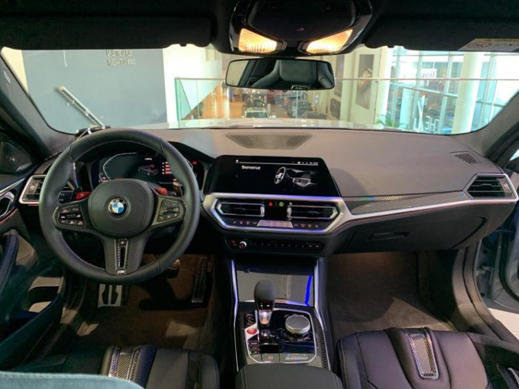 BMW M4 Coupe 3.0 510ch Competition
