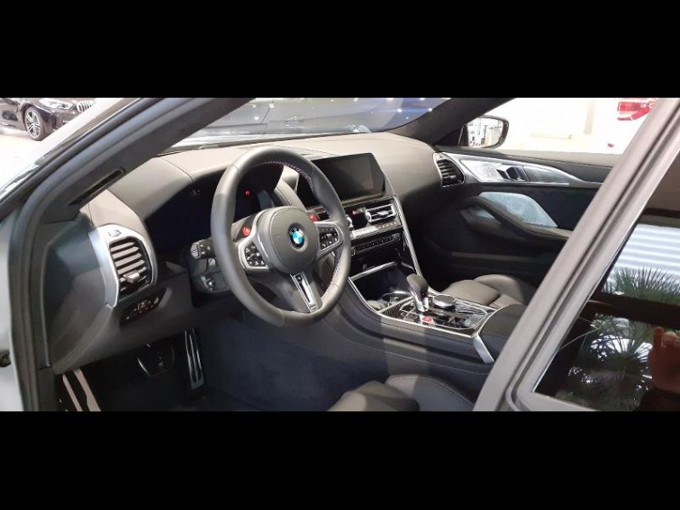 BMW M8 Coupe 4.4 V8 625ch Competition M Steptronic