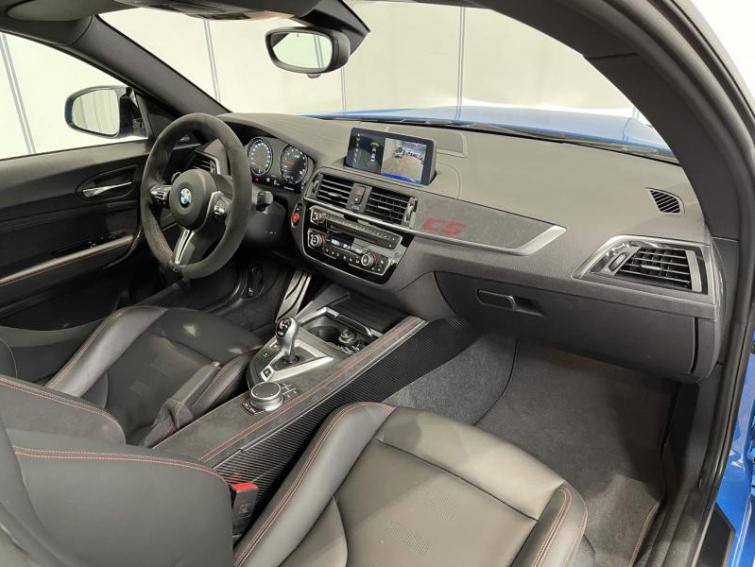 BMW M2 Coupé 3.0 450ch CS M DKG