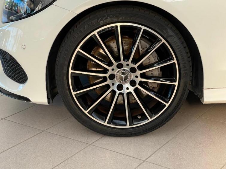 MERCEDES-BENZ Classe C Coupe 250 d 204ch Sportline 9G-Tronic