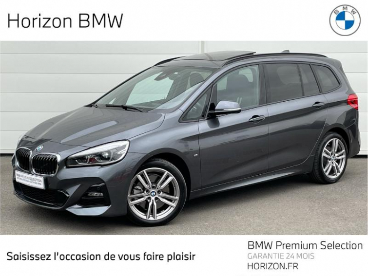 BMW Serie 2 Gran Tourer 218dA 150ch M Sport