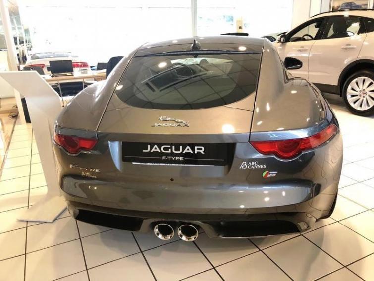 JAGUAR F-Type Coupe 3.0 V6 380ch BVA8