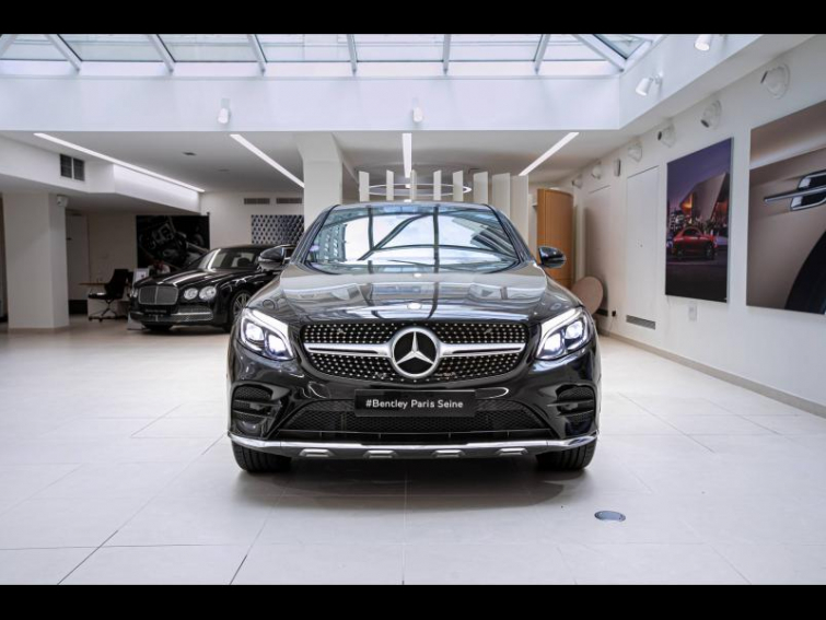 MERCEDES-BENZ GLC Coupe 250 211ch Fascination 4Matic 9G-Tronic