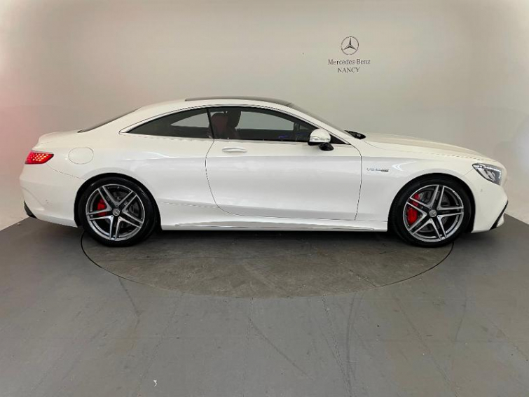 MERCEDES-BENZ Classe S Coupe/CL 63 AMG 4MATIC+ Speedshift MCT AMG