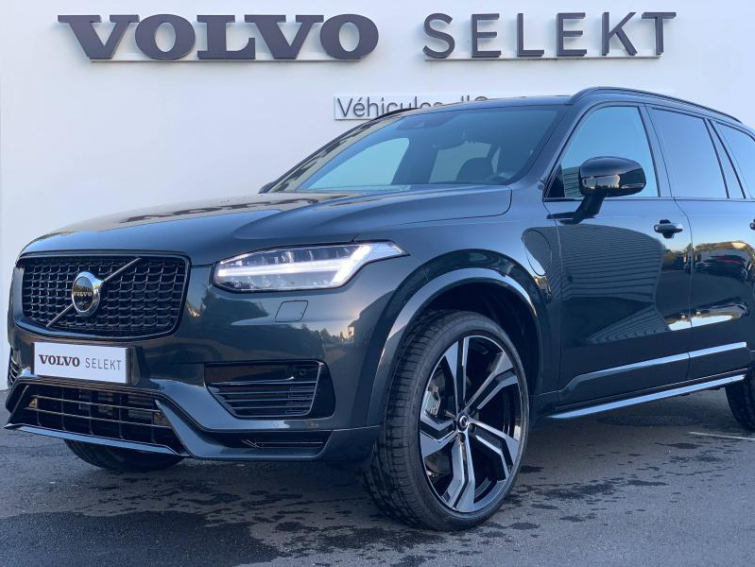 VOLVO XC90 T8 AWD 303 + 87ch R-Design Geartronic