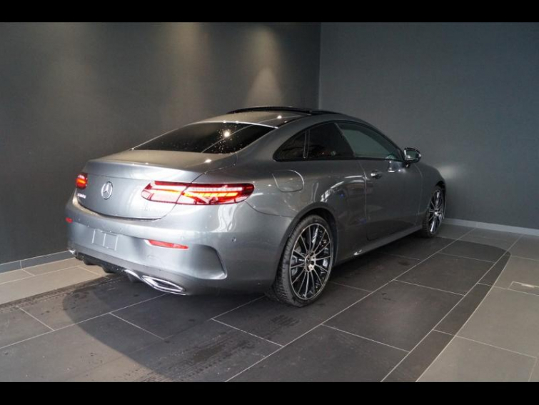 MERCEDES-BENZ Classe E Coupe 400 d 340ch AMG Line 4Matic 9G-Tronic