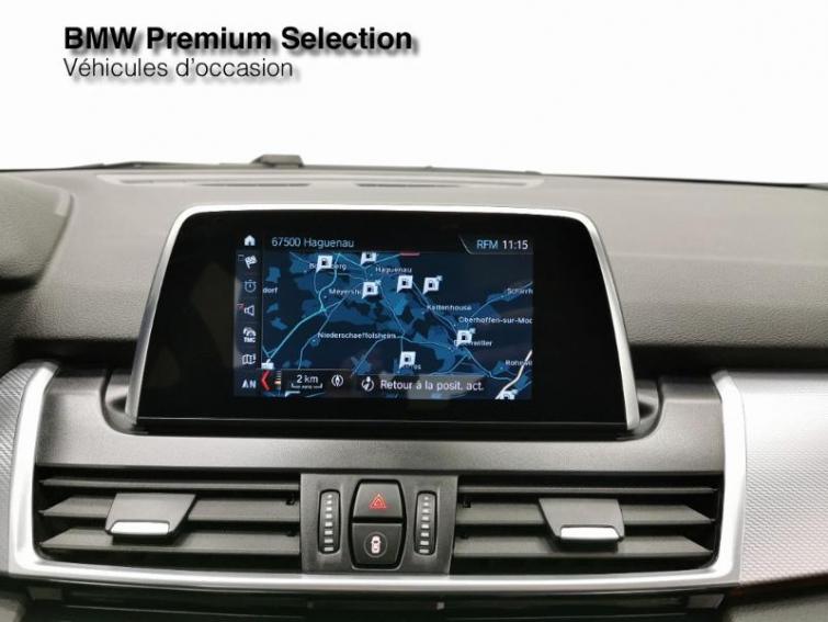 BMW Serie 2 ActiveTourer 218i 136ch M Sport