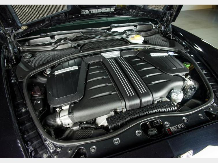 BENTLEY CONTINENTAL GT II SPEED 6.0 W12 625
