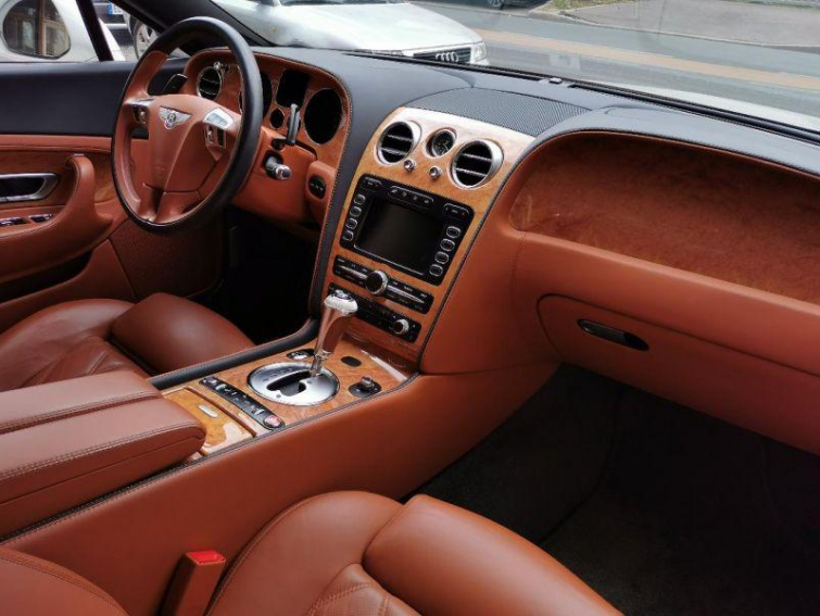 BENTLEY CONTINENTAL GT COUPE 6.0 W12 BI-TURBO 610 GT SPEED