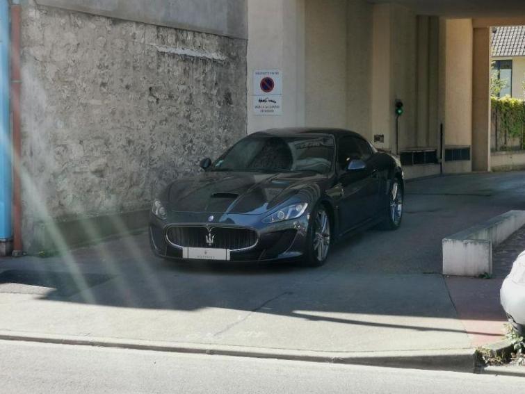 Maserati MC STRADALE4.7 V8 460 MC