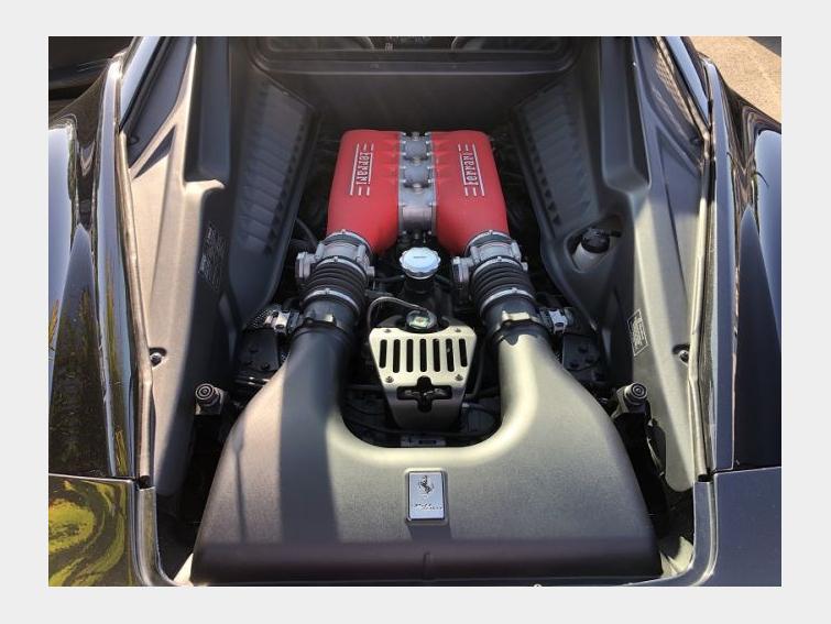 458 V8 4.5 ITALIA