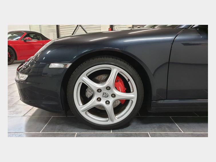997 CARRERA 4S 355cv BVM