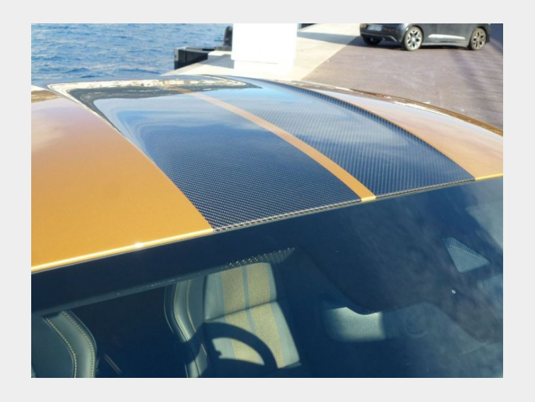 Porsche 911 TYPE 991 TURBO S EXCLUSIVE SERIES