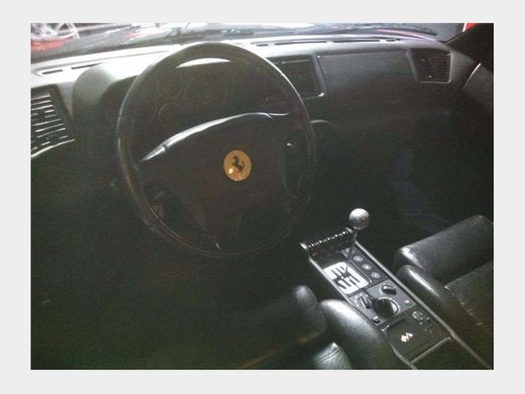 Ferrari F355 3.5i GTS