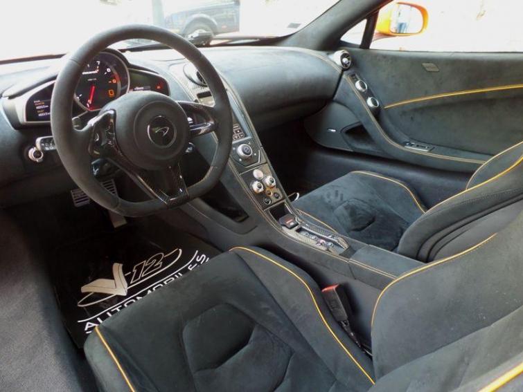 McLaren 650 SCOUPE 3.8 V8