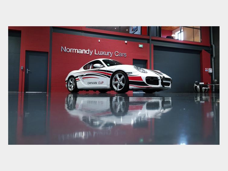 Porsche Cayman Cup 3.4 S