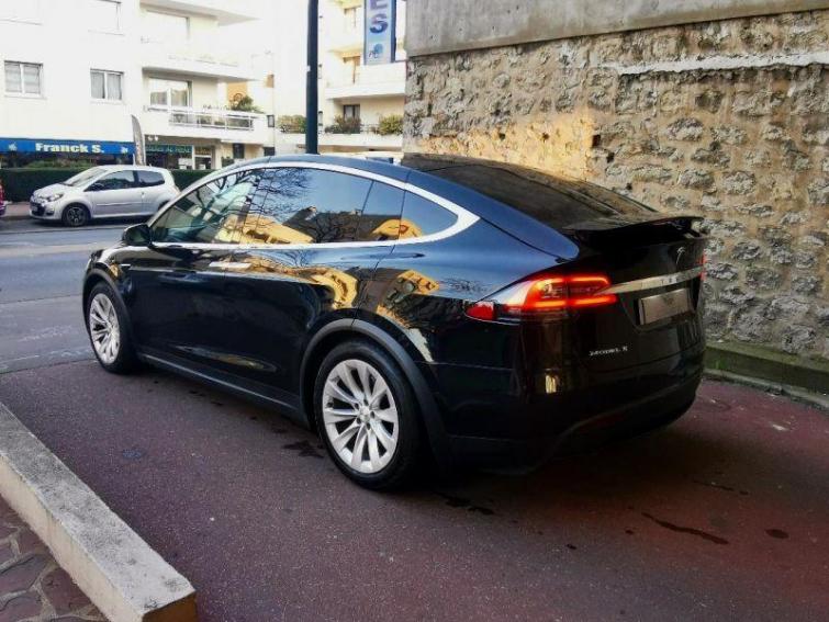 Tesla Model X 100D - Dual Motor