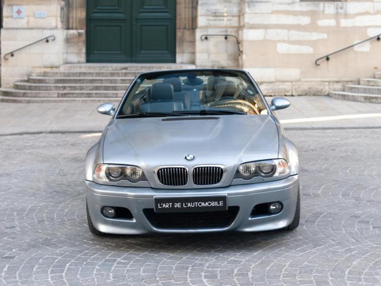 BMW M3 E46 Cabriolet *manual*