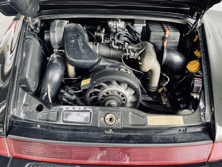 PORSCHE 911 CABRIOLET CARRERA 2