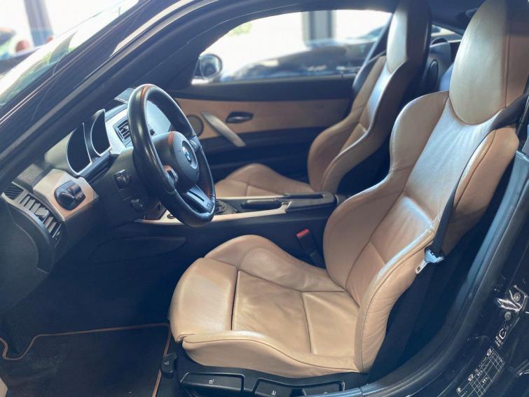 BMW Z4 M Coupé 343 ch boite 6 vit.