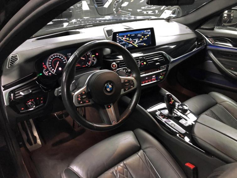 BMW Série 5 (G31) M550d Touring xDrive 400 ch BVA8